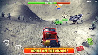 Zombie Offroad Safari MOD APK  v1.0 Unlimited Money Unlocked Everything Terbaru 2017