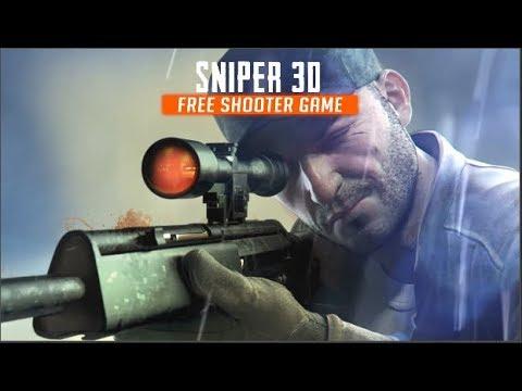 Sniper 3D Assassin® Jeux de Tir Gratuit  FPS