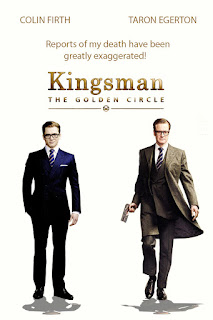 Kingsman The Golden Circle 2017 Dual Audio Hindi Bluray 200Mb hevc