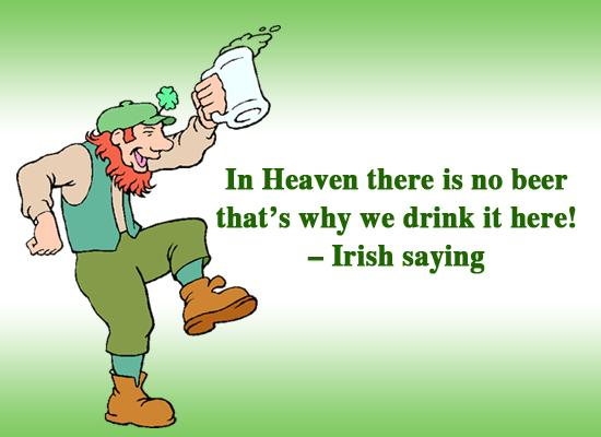 Happy st patrick 39 s day 2016 images funny pictures color for Funny irish sayings for st patrick day