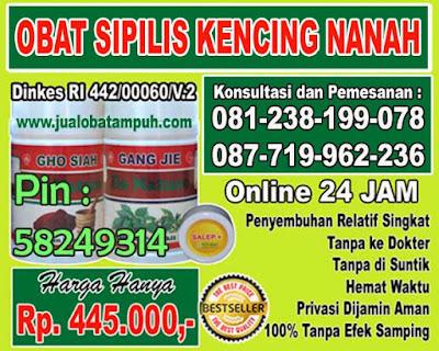 Obat Sipilis Alternatif Alami