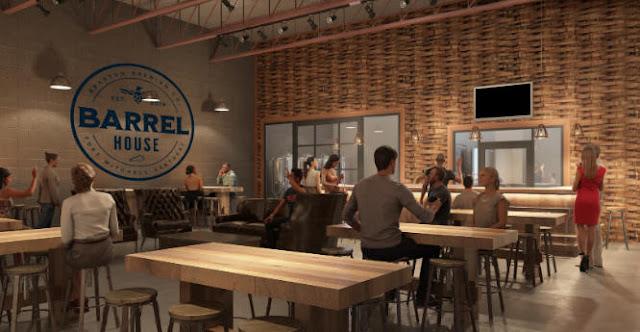 Braxton Brewing Introduces the Braxton Barrel House