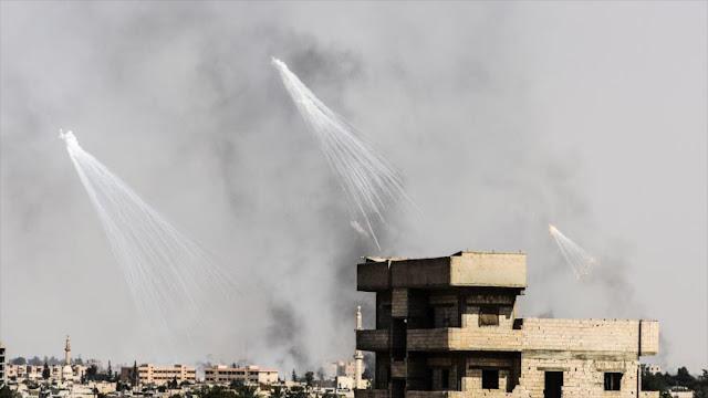 OSDH: EEUU y 'amigos' matan a unos 3000 civiles en Siria
