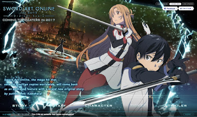 Alur Cerita Sword Art Online The Movie: Ordinal Scale
