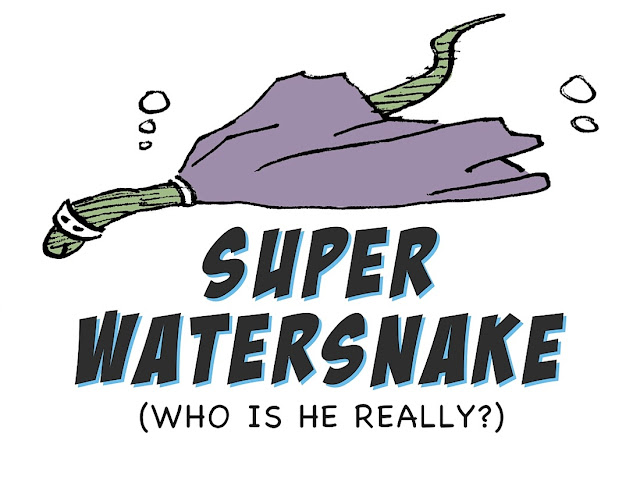 super watersnake cartoon
