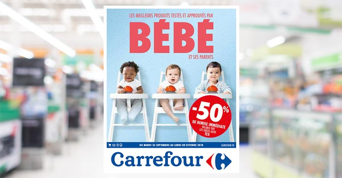 Catalogue Carrefour Du 25 septembre Au 08 Octobre 2018
