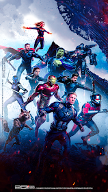 Avengers End Game HD 4K Wallpapers - 2