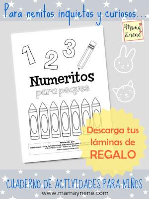 NUMEROS-FREEBIES-IMPRIMIBLES-NIÑOS-PREESCOLAR-MAMAYNENE-MATERNIDAD