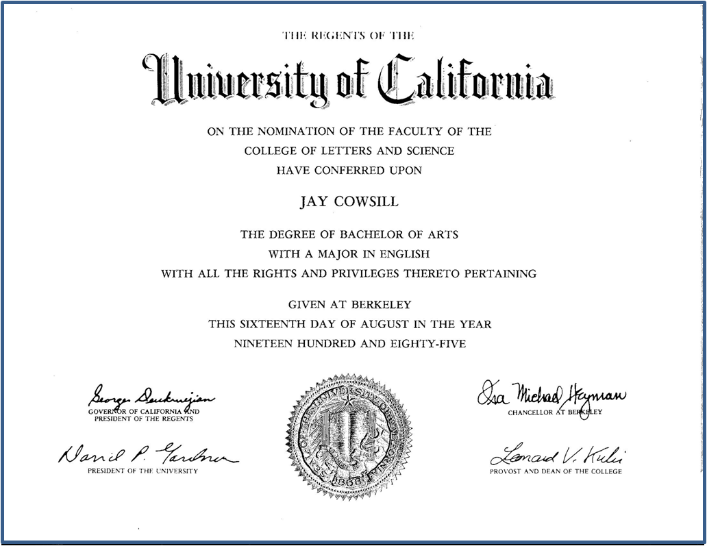 degree template – Degree Certificate Template