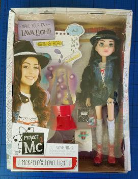 The Project MC2 Doll - Complete With Her Own Science Experiment!