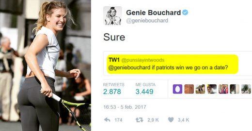 Daban por muertos a los Pats: gana cita con Eugenie Bouchard