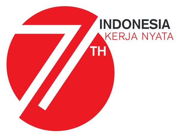 download dan makna logo HUT RI ke 71 tahun 2016