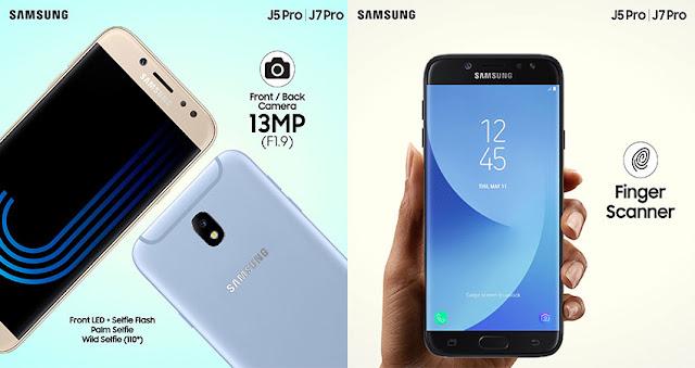 Spesifikasi Samsung Galaxy J5 Pro