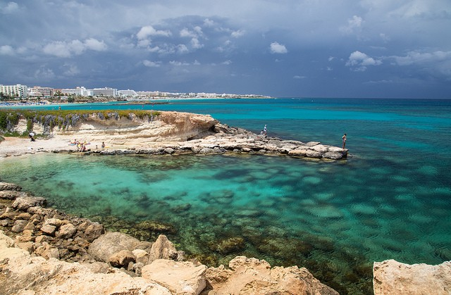 Ayia Napa and Protaras Beach