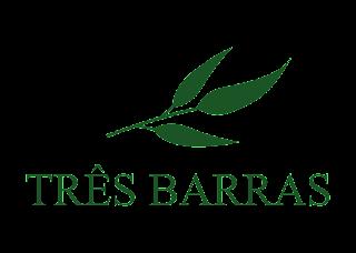Tres Barras Logo Vector