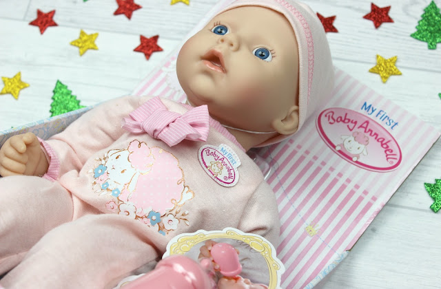 A review of My First Baby Annabell