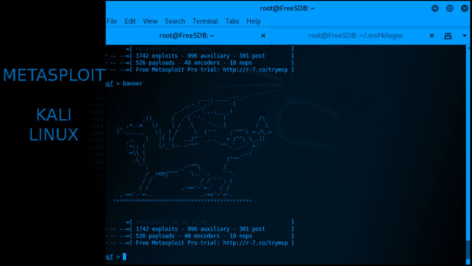 metasploit linux