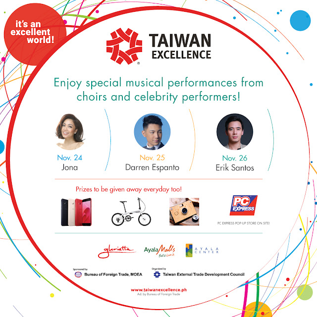 Get into the Christmas Vibe with Taiwan Excellence Experience Zone 3