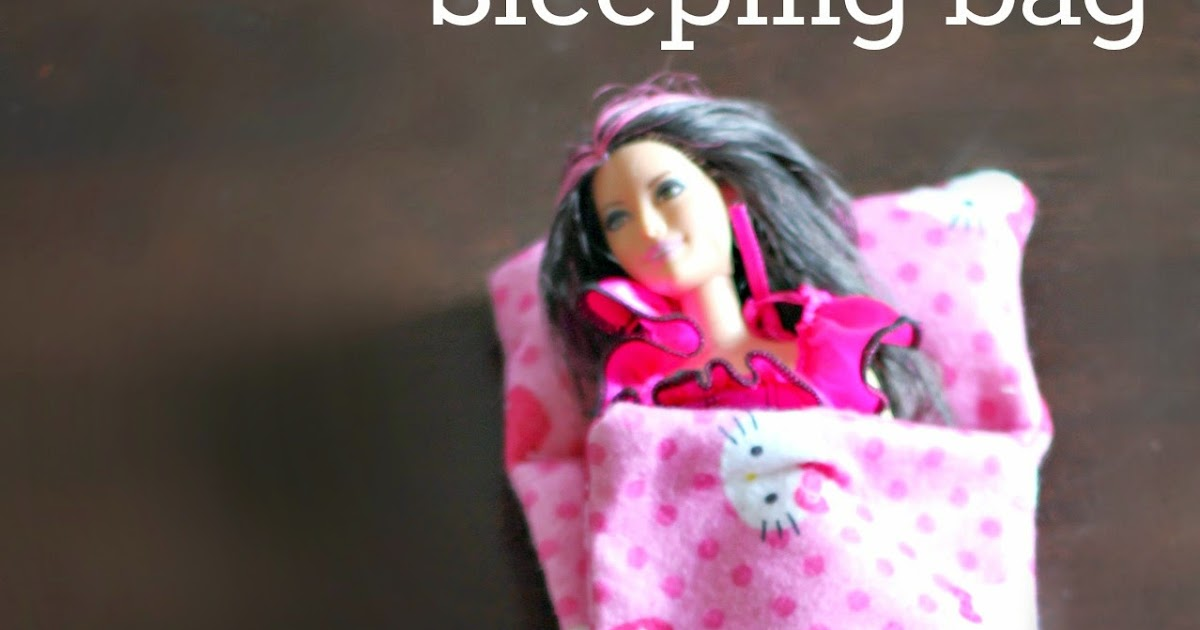 Fireflies And Jellybeans Make Your Own Barbie Doll