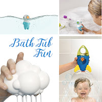 tube time astronaut light up science toys for bath time