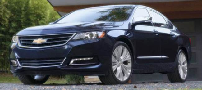 2018 chevy impala ss rumors auto review release. Black Bedroom Furniture Sets. Home Design Ideas