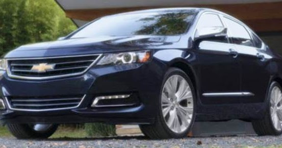 2016 chevy impala owners manual