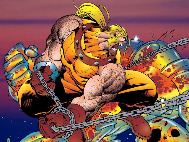 sabretooth x men comics