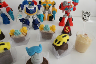 Doces Transformers