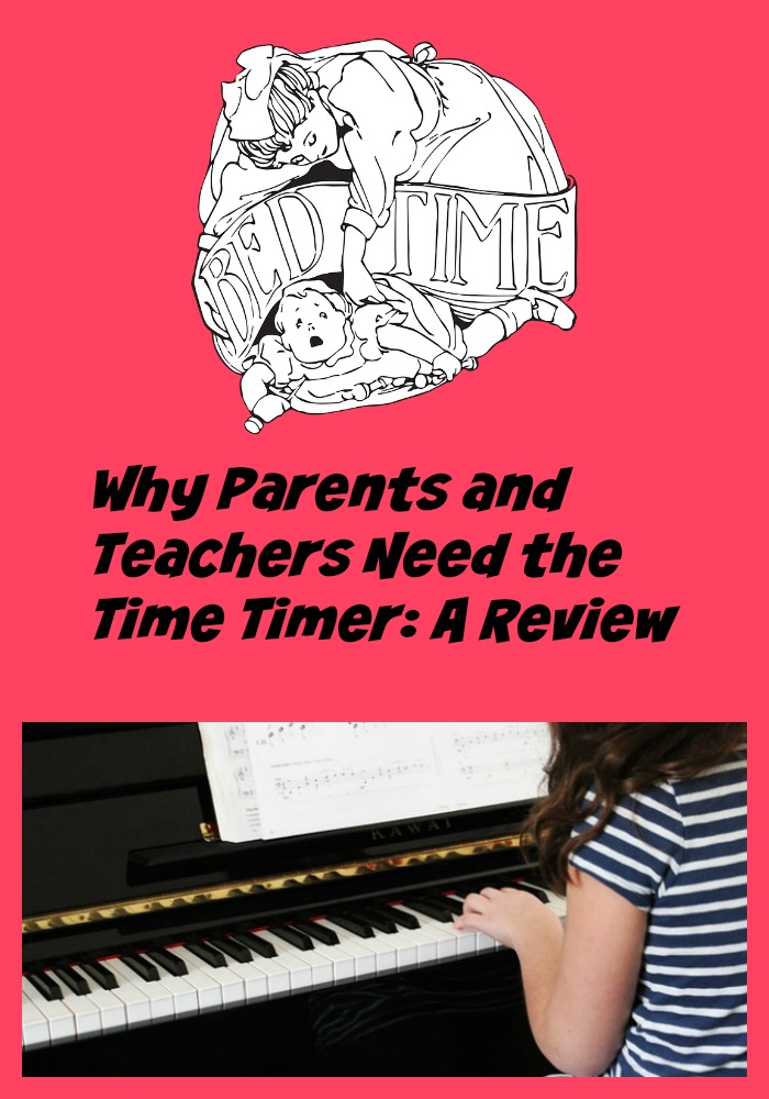 Why Parents and Teachers Need the Time Timer: A Review