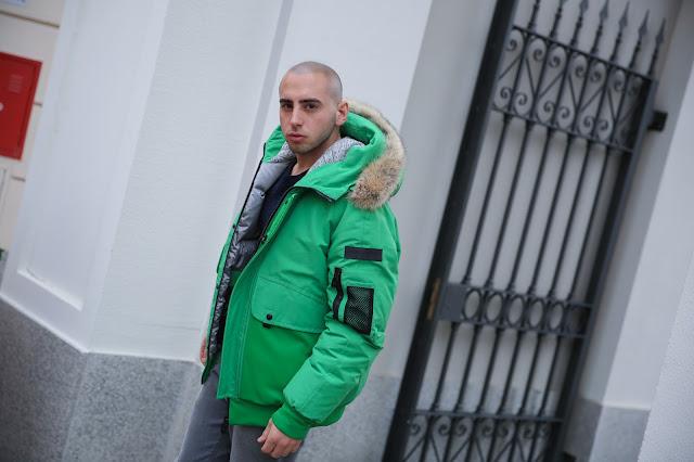 peuterey cappotto uomo