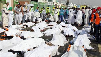 Səudiyyə rejiminin bacarıqsızlığı nəticəsində son 10 ildə 90 min hacı həlak olub