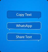mengubah status warna di whatsapp