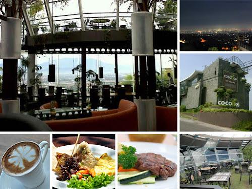 Cocorico Cafe Resto Bukit Dago Pakar