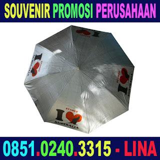 Grosir Souvenir Payung Promosi Perusahaan
