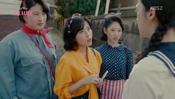 Sinopsis Girls' Generation 1979 Episode 4