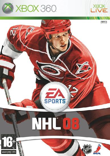 c2155.NHL08360 - NHL 08 [English] [Region Free] XBOX 360