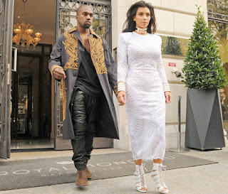 Kim And Kanye West Plans To Launch Childrens Clothing Line