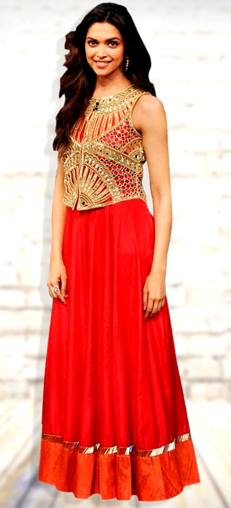 Dress no. 38 : Deepika in Full dress - Photo shoot