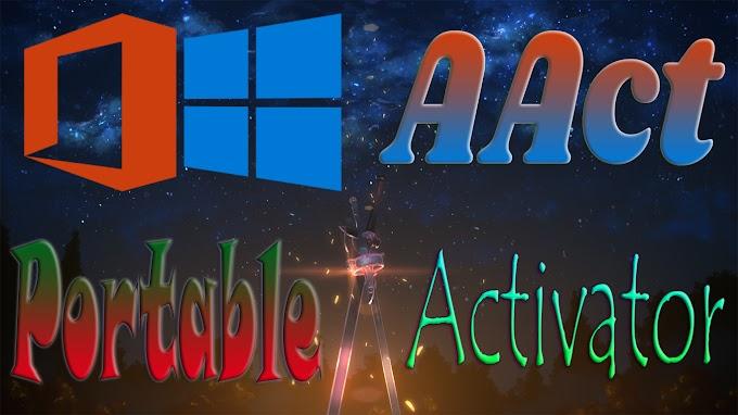 AAct 3.9.5 Portable Activator Terbaru