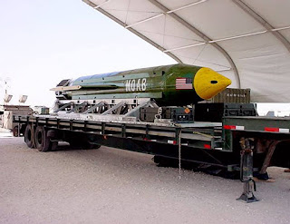 Massive Ordnance Air Blast Bomb ( MOAB)