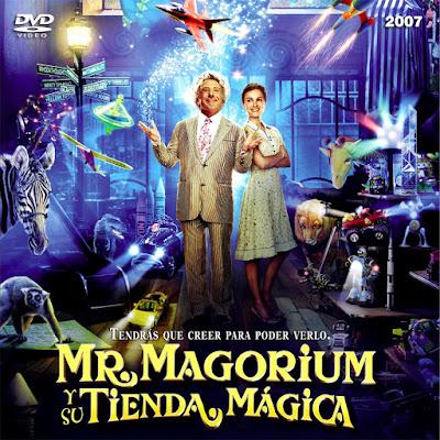 Mr. Magorium y su tienda mágica - [2007]