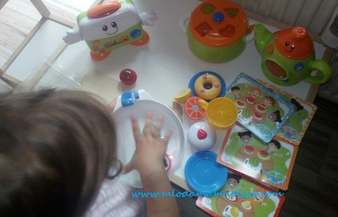 Czego Tata Musi Nauczyć Córkę Zabawki Smily Play Mały