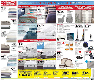 Home Outfitters Canada Flyer December 6 – 12, 2017