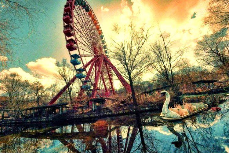 Doty Park, Belçikalı çocukların oynayacağı güvenli bir yere sahip olmaları için 1950 yılında bir rahip tarafından yapıldı.