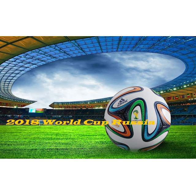 World Cup Festival Month-- Ball and Stadium