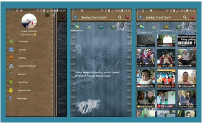 Droid Chat! Jeans Theme v12.0.25