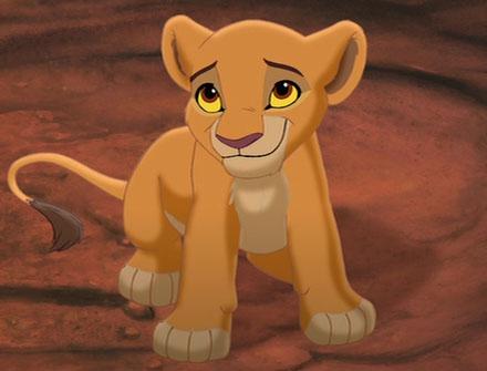 El Rey León Personajes