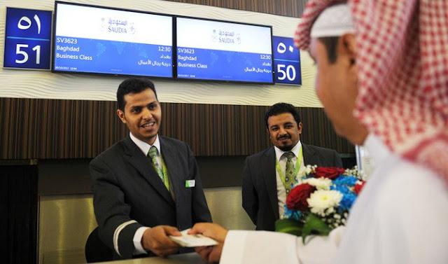 Pengalaman Transit di Bandara Jeddah King Abdul Aziz Airport