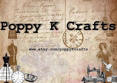 PoppyKCrafts Logo