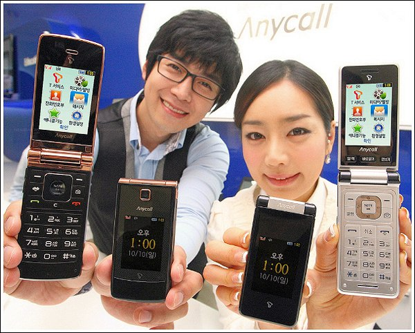Кнопочные телефоны: неувядающая классика